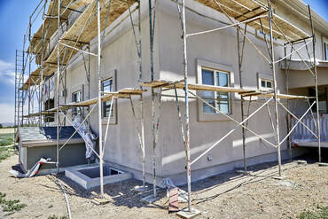 Stucco Contractor Santa Fe - Does your Stucco need refreshing