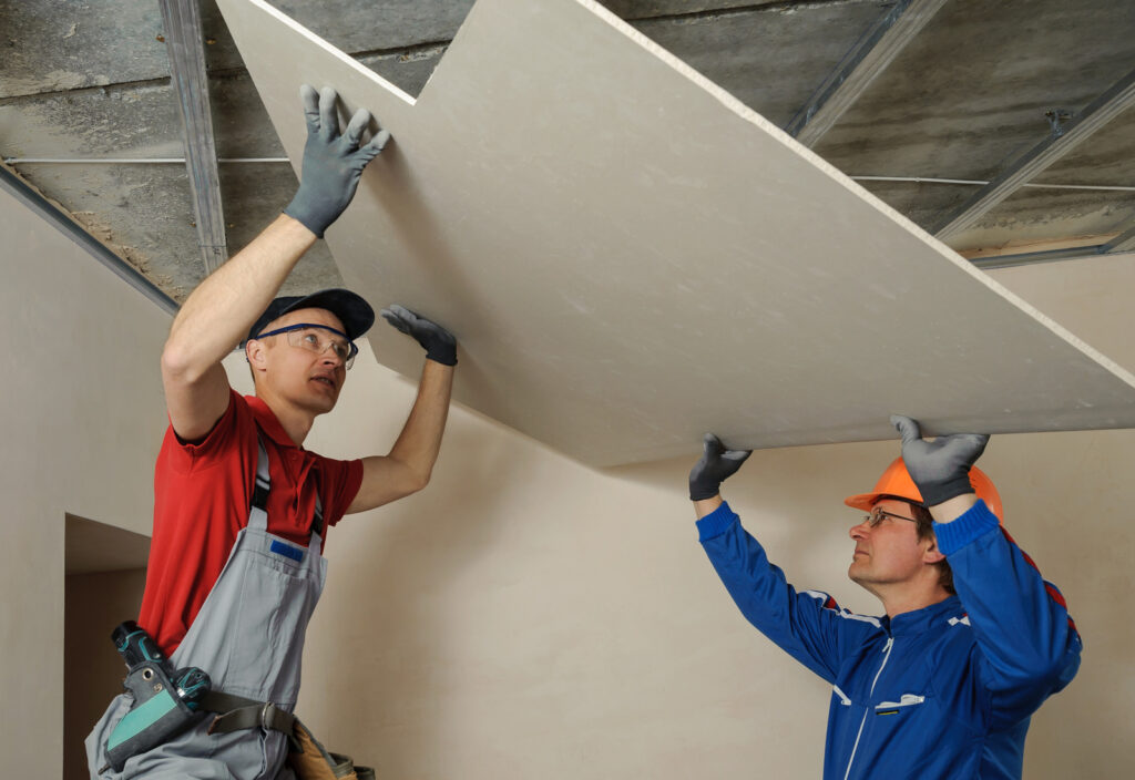Stucco Contractor Santa Fe - How to Tell if Drywall Needs to be Replaced