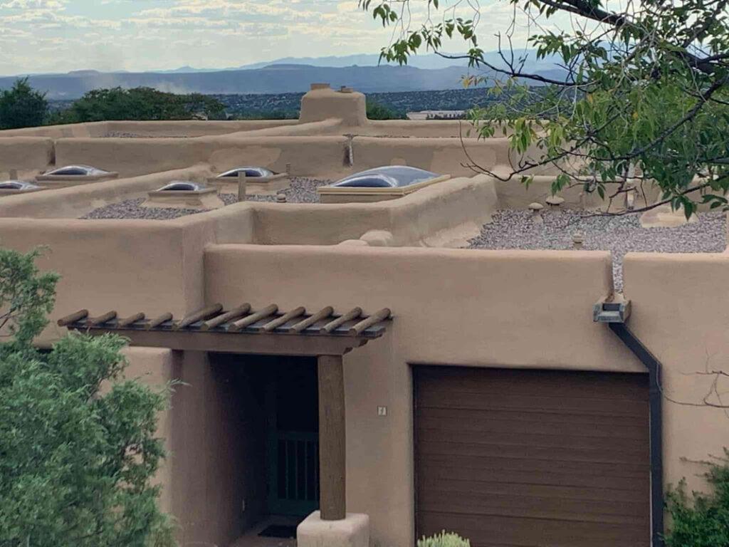 Stucco Contractor Santa Fe -Parapet Rebuild Service content
