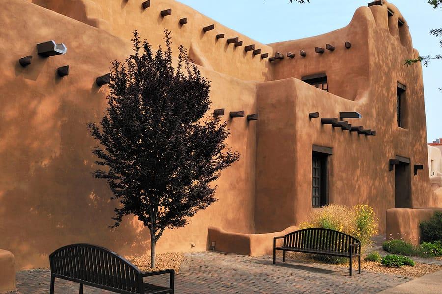 Stucco Contractor Santa Fe - Services - Commercial Stucco